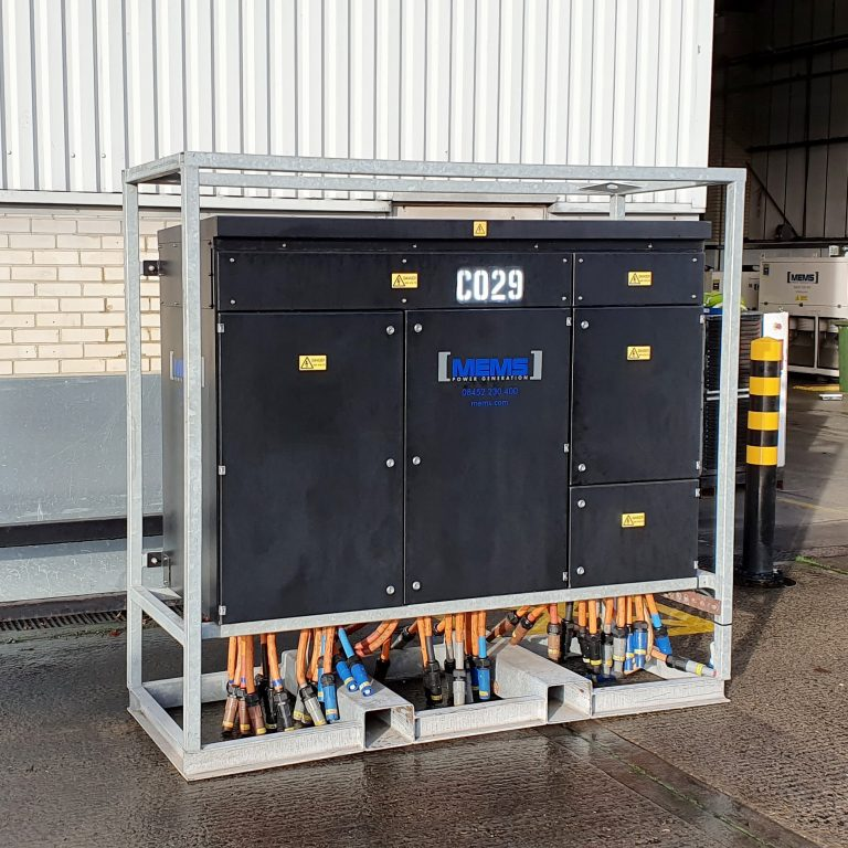 Changeover Panel Hire - Generator Hire Accessories - MEMS Power Generation