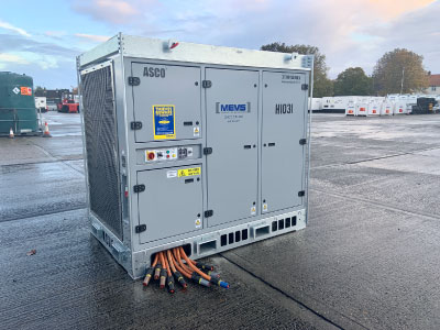 Loadbank Hire - Generator Hire Accessories - MEMS Power Generation